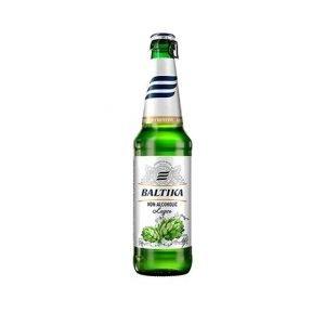 Baltika Non Alcoholic Lager 470ml