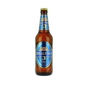 Baltika Classic Lager Beer 450ml