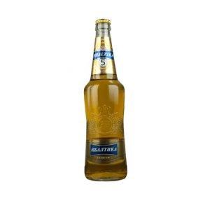 Baltika Gold Lager Beer 470ml