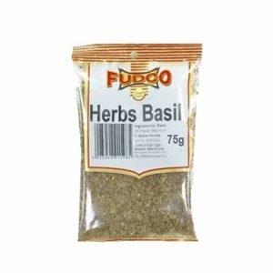 Fudco Herbs Basil 75g