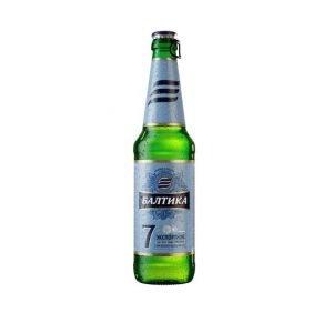 Baltika 7 Premium Export Lager 470ml
