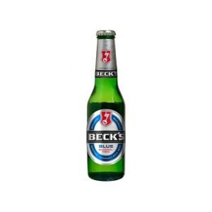 Becks Blue Alcohol Free Lager 275ml