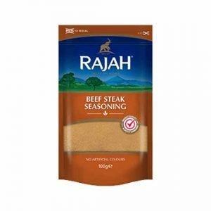Rajah Beef Steak Seasoning 100g