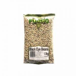 Fudco Black Eye Beans 1.5kg
