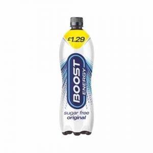 Boost Energy Original Sugar Free 1L