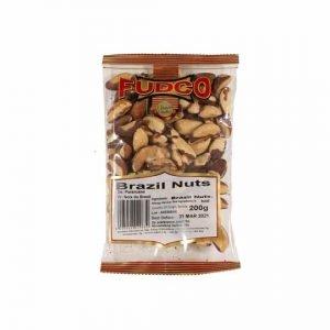 Fudco Brazil Nuts 200g