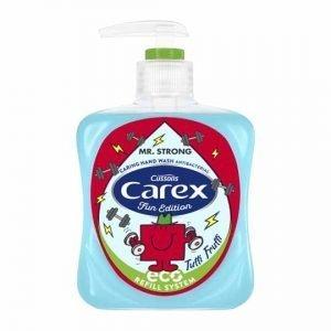 Carex Fun Edition Mr Strong Hand Wash 250ml