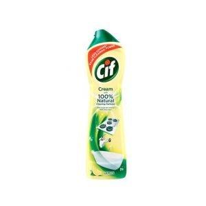 Cif Cream Lemon Cleaner 250ml - 500ml