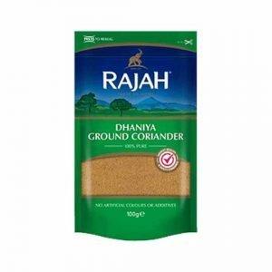 Rajah Ground Dhaniya Coriander 100g