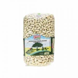 Gama Argentina White Beans 1kg