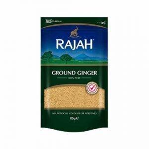 Rajah Ground Ginger 85g