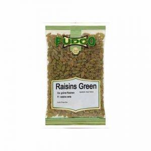 Fudco Green Raisins 250g - 700g