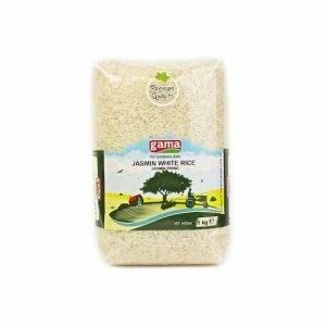 Gama Jasmin White Rice 1kg