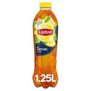 Lipton Ice Tea Lemon Flavour 1.25L
