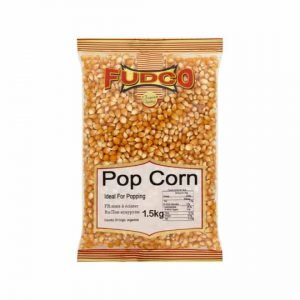 Fudco Popcorn Ideal for Popping 1.5kg