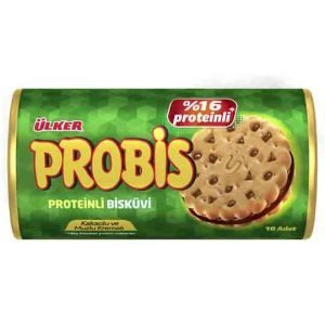 Ulker Probis Biscuits with Cocoa and Banana Cream 280g
