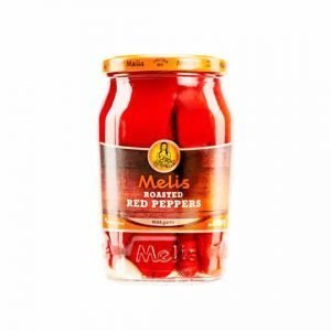 Melis Roasted Red Peppers