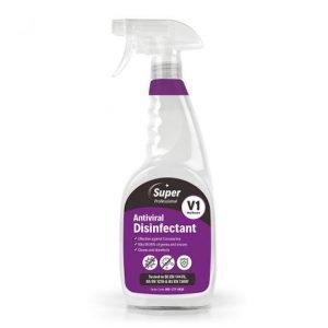 Super Professional V1 Antiviral Disinfectant 750ml