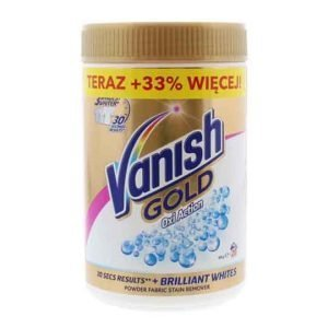 Vanish Gold Oxi Action Fabric Stain Remover Powder 625g