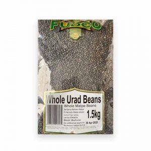 Fudco Whole Urad Matpe Beans 1.5kg
