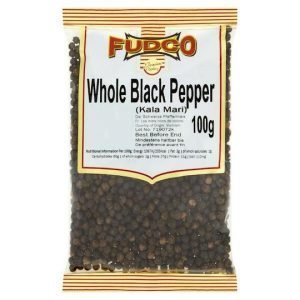 Fudco Whole Mixed Peppers 100g