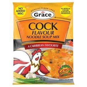 Grace Cock Flavour Soup Mix 50g