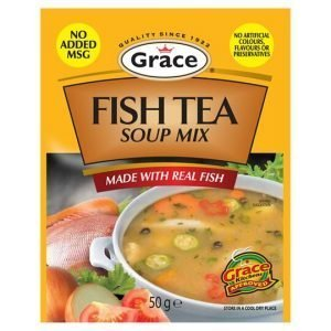 Grace Fish Tea Soup Mix 50g
