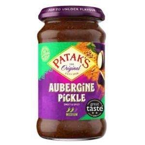 Patak's Aubergine Pickle 312g