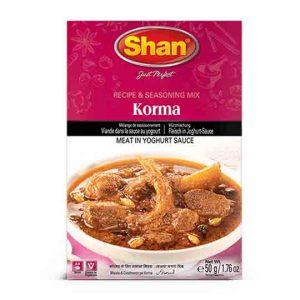 Shan Korma Masala 50g