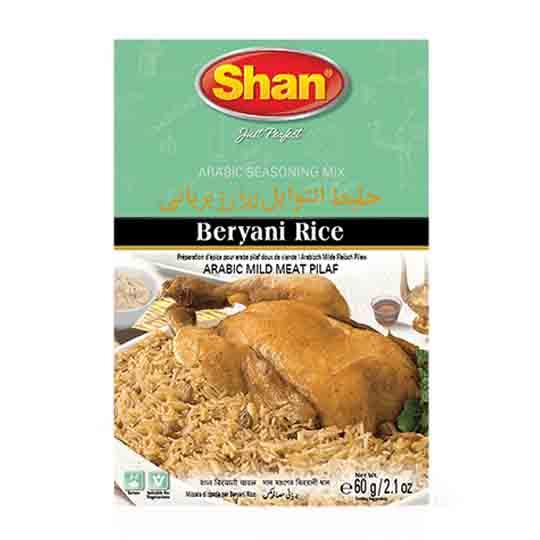 Shan Beryani Rice 60g