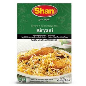 Shan Biryani 50g