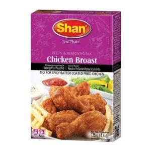 Shan Chicken Broast 125g