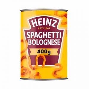 Heinz Spaghetti Bolognese 400G