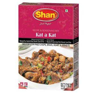 Shan Kat a Kat Masala 50g