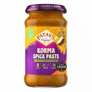 Patak's Korma Spice Paste 283g