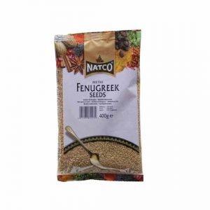 Natco Methi Fenugreek Seeds 400g