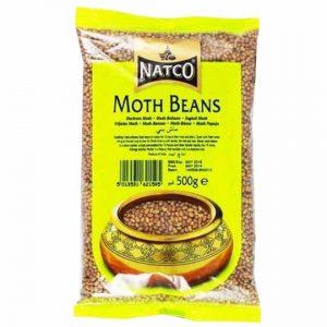Natco Moth Beans 500g