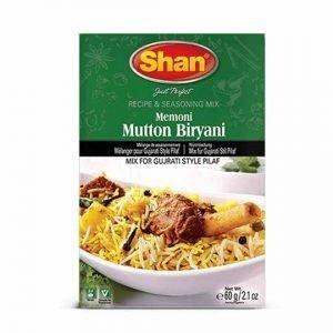 Shan Memoni Mutton Biryani 60g