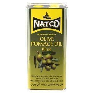 Natco Olive Pomace Oil Blend 3L - 5L