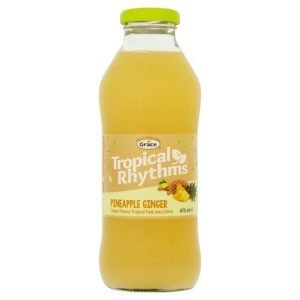 Grace Tropical Rhythms Pineapple Ginger 475ml