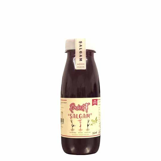 Bedish 100% Natural Hot Turnip