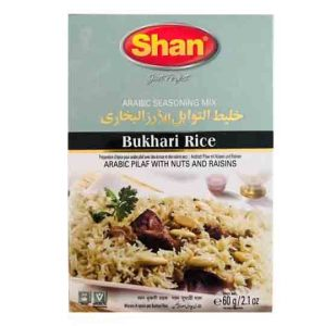 Shan Bukhari Rice 60g