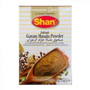 Shan Garam Masala Powder 50g