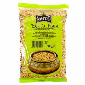 Natco Toor Dal Plain 500g