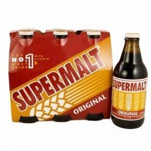 Supermalt Original Malt Beverage 6 x 330ml