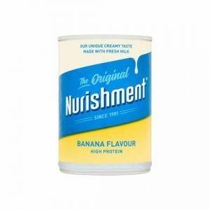 Nurishment Original Banana Flavoured 400g