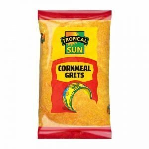 Tropical Sun Cornmeal Grits