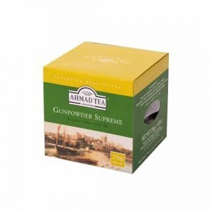 Ahmad Tea Gunpowder Supreme Green Tea 250g