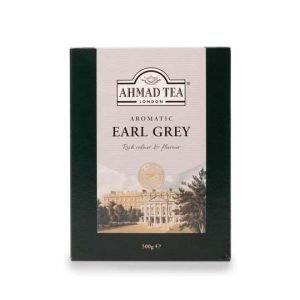 Ahmad Tea Earl Grey Loose Leaf