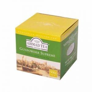 Ahmad Tea Gunpowder Supreme Green Tea